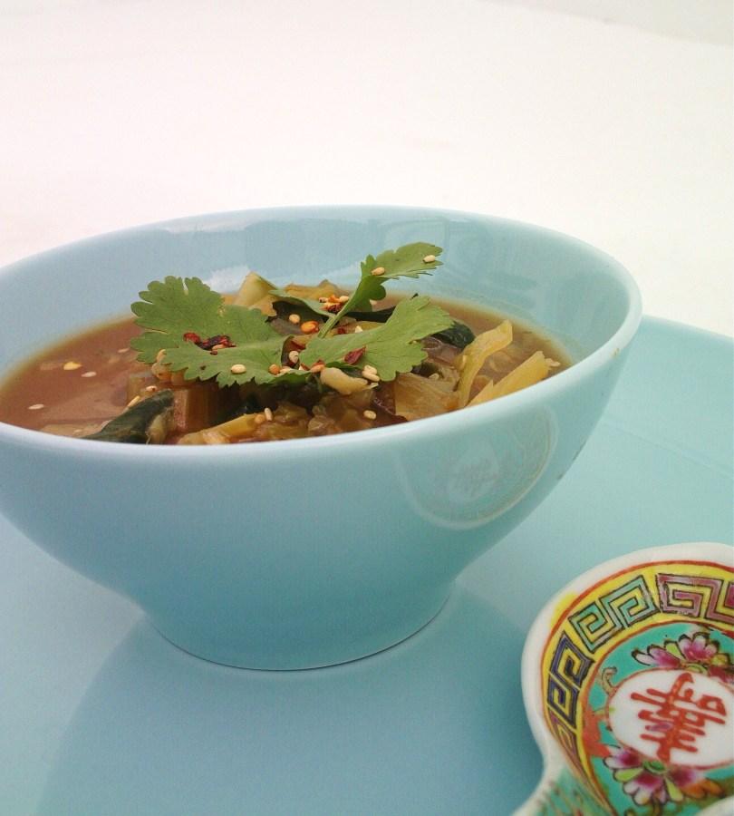 Miso Broth & Spoon