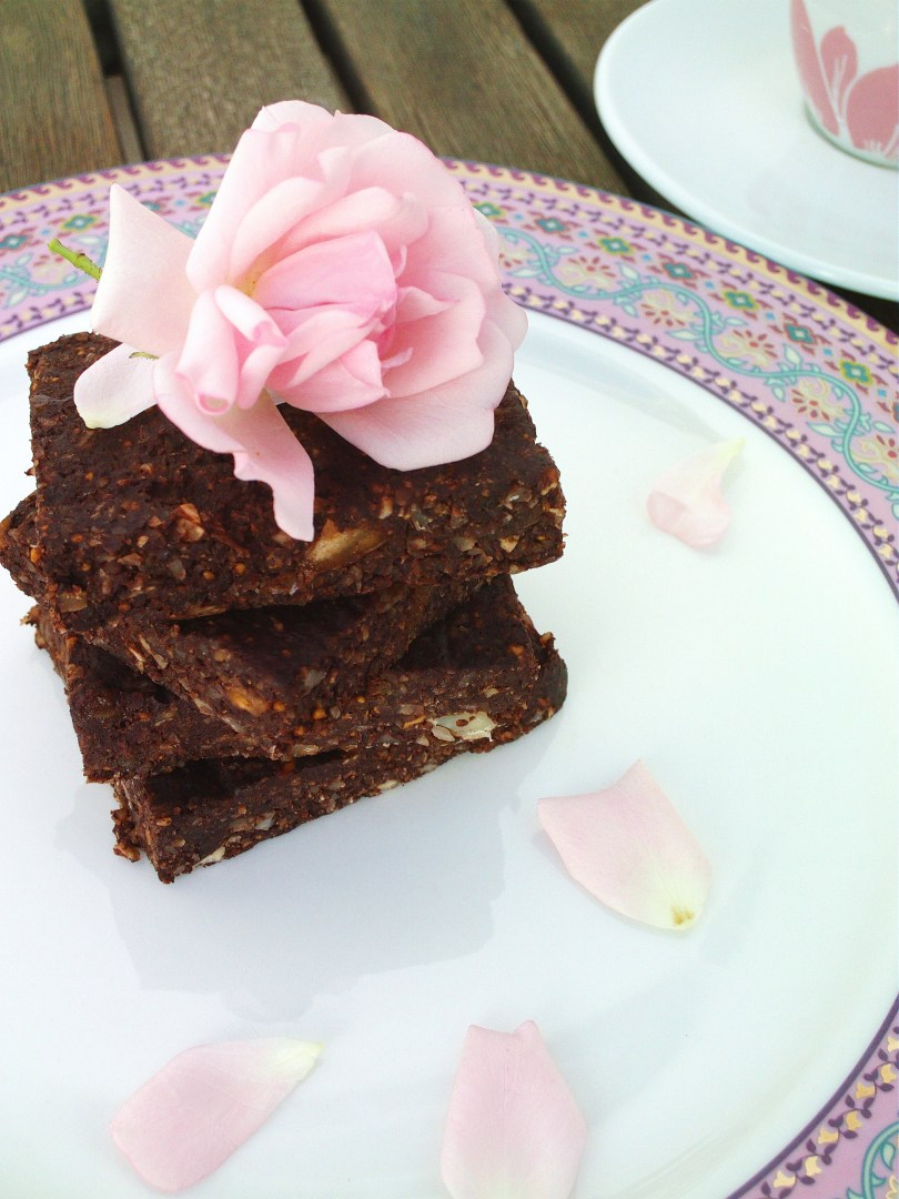 Rose Brownies