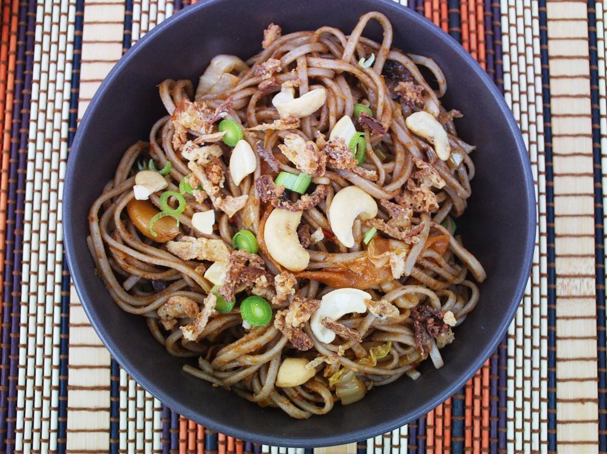 Mee Goreng - Malaysian Fried Noodles