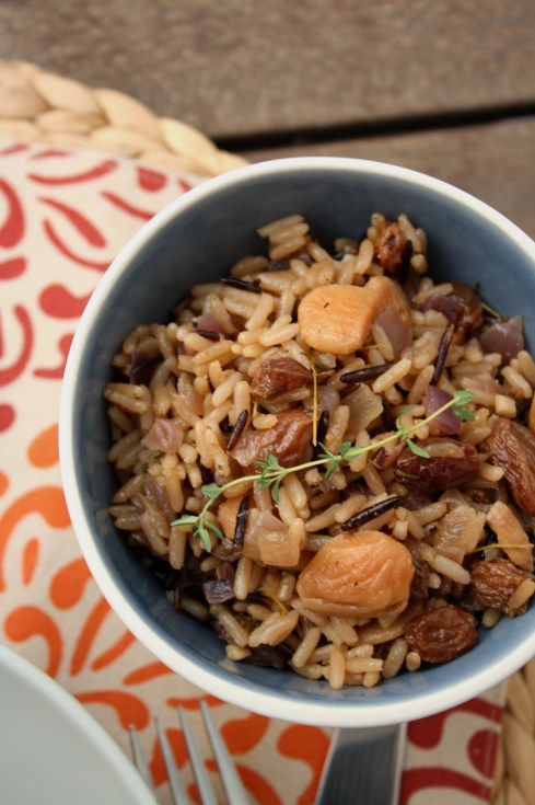 Jerk Roasted Squash with Fruit and Nut Rice Pilaf | Cook Eat Live ...