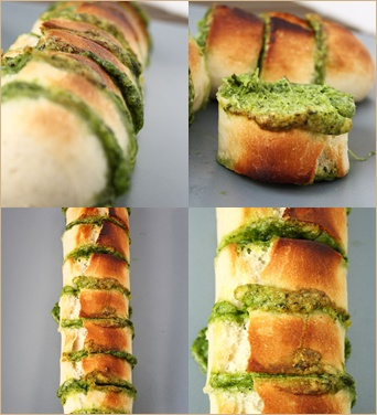 Recently, I served it with my pesto garlic bread and it is a fabulous ...