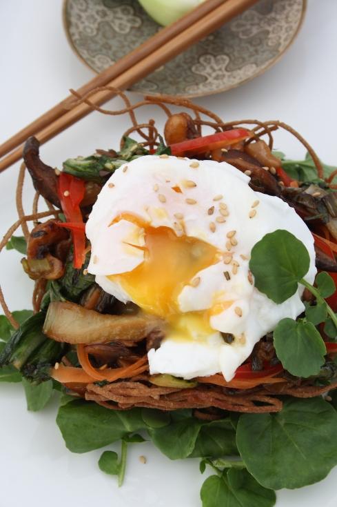 egg top closeup