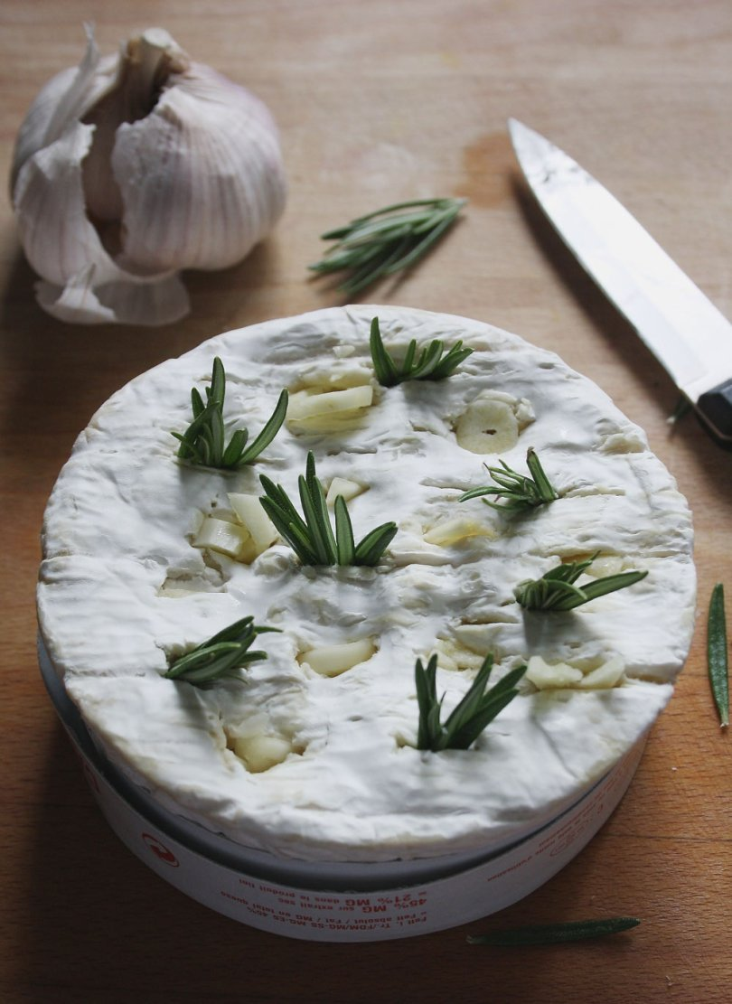 Rosemary & Garlic
