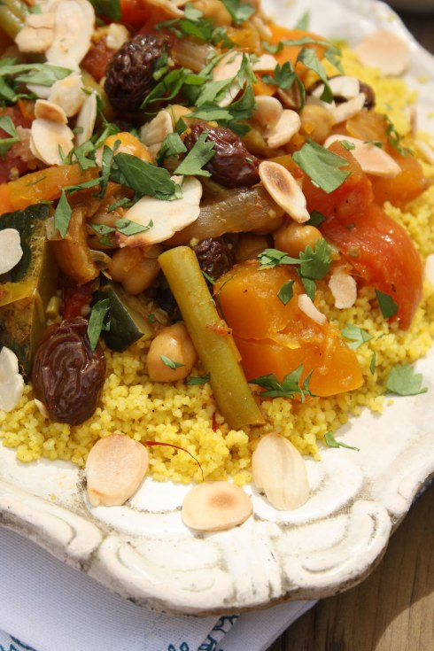 7 Vegetable Couscous