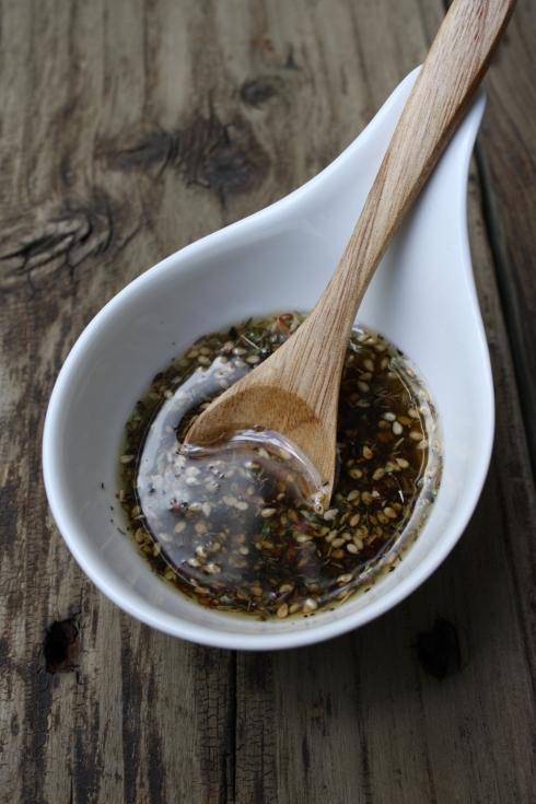 Za'atar Spice Oil